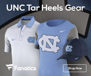 North Carolina Tar Heels gear at Fanatics.com