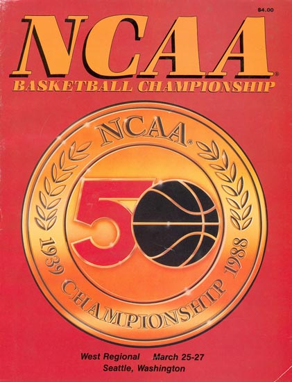 1988 NCAA West Regionals