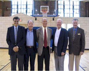 1957 Basketball Reunion