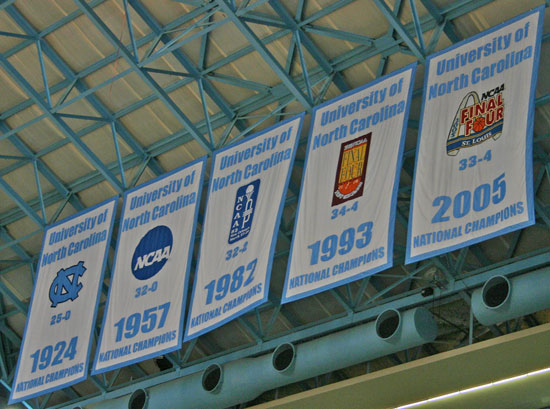 Smith Center Banners