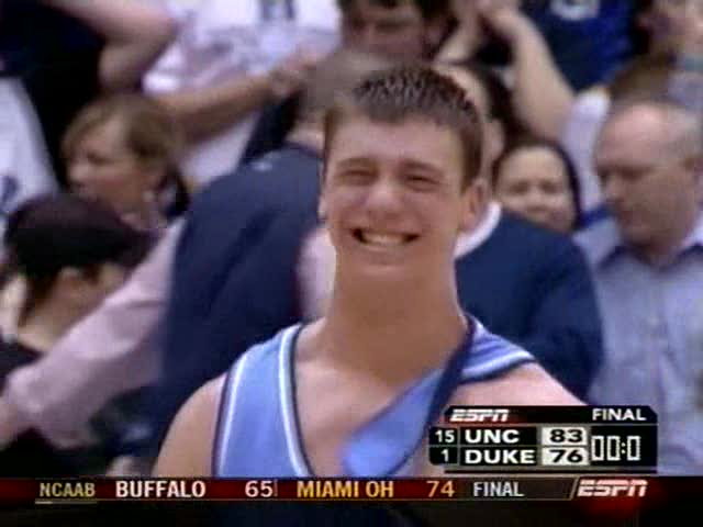 Tyler Hansbrough Beams