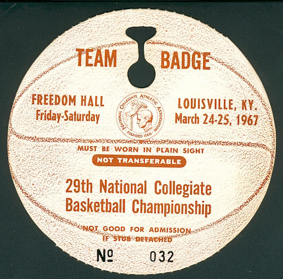 1967FinalFour TeamBadge