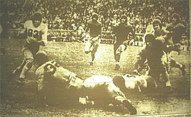 UNC vs Wake Forest 1936
