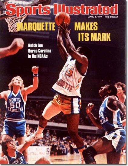 Photo: 1977 April Sports Illustrated - Tar Heel Times