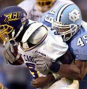 Julius Peppers Unc