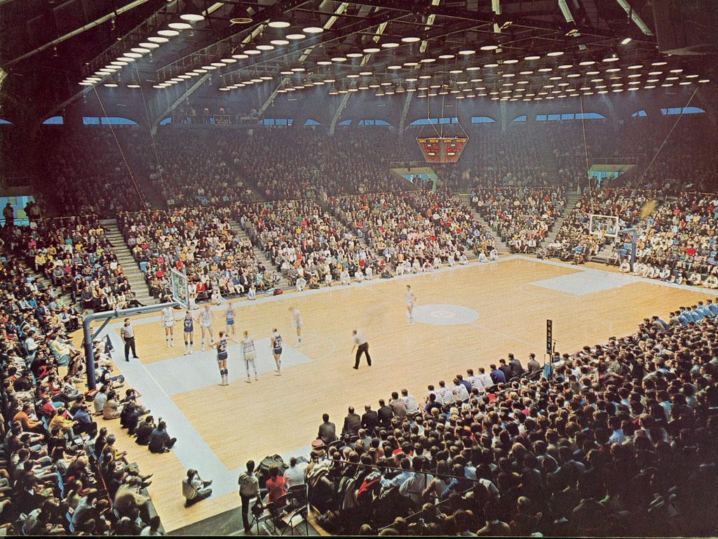 Photo: 1969 UNC vs Duke - Tar Heel Times
