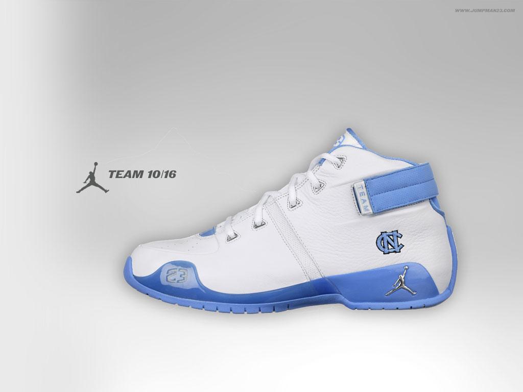 Unc Basketball Team Shoes