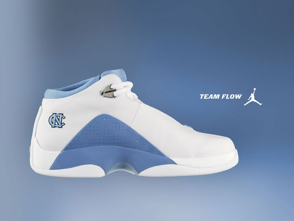 North Carolina Nike Shoes